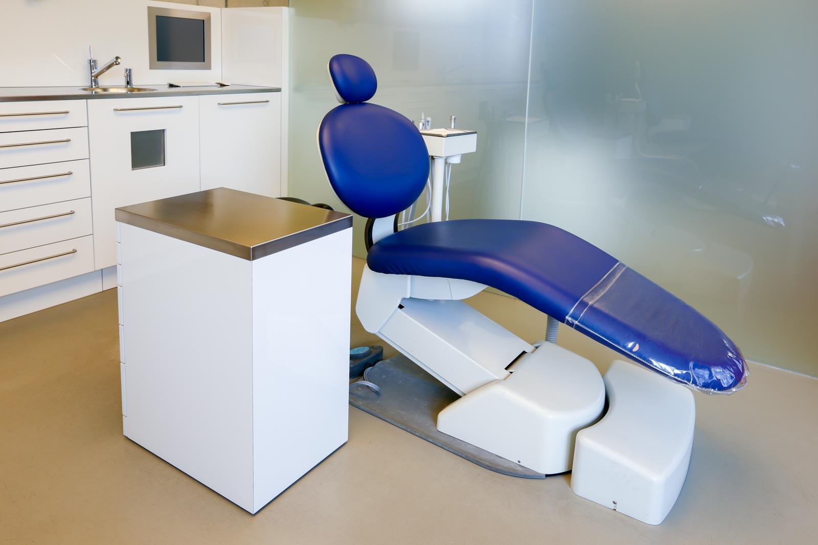 Behandelruimte orthodontist
