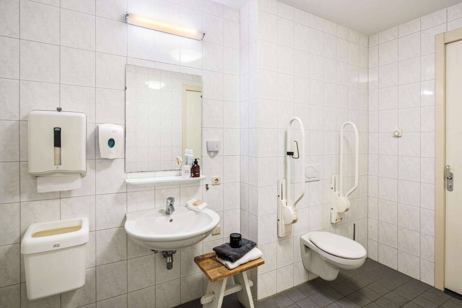 Badkamer bij De Pastorie